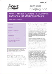 Priority Review Vouchers