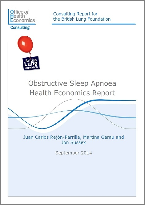 Obstructive Sleep Apnoea: Health Economics Report | Ohe