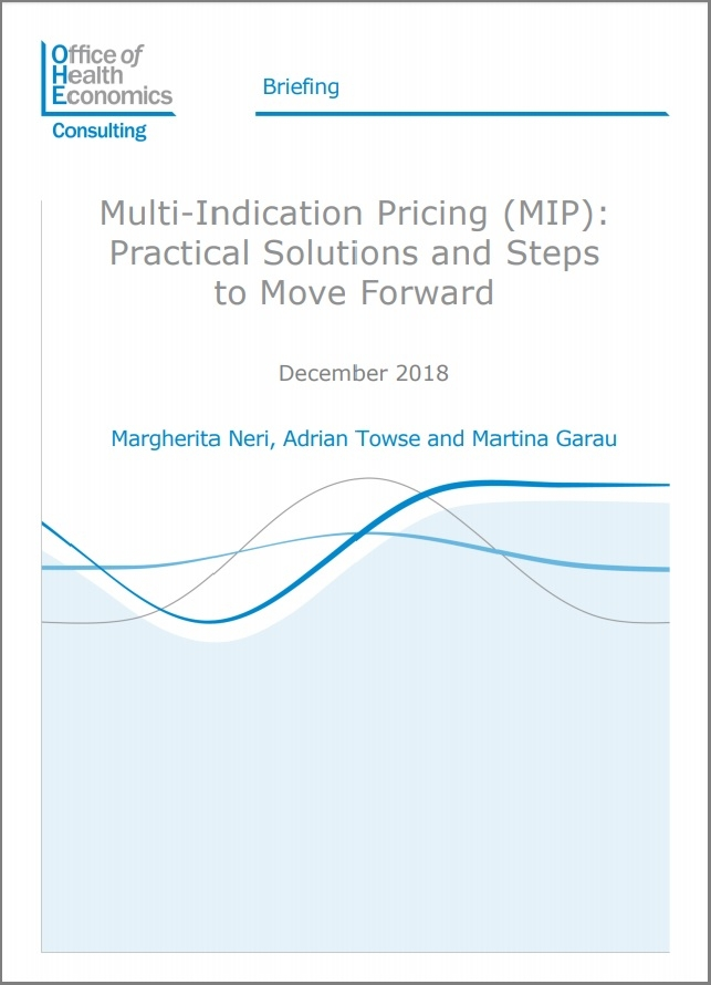 Multi-Indication Pricing (MIP): Practical Solutions and Steps to